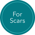 For scars