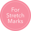 For stretch marks