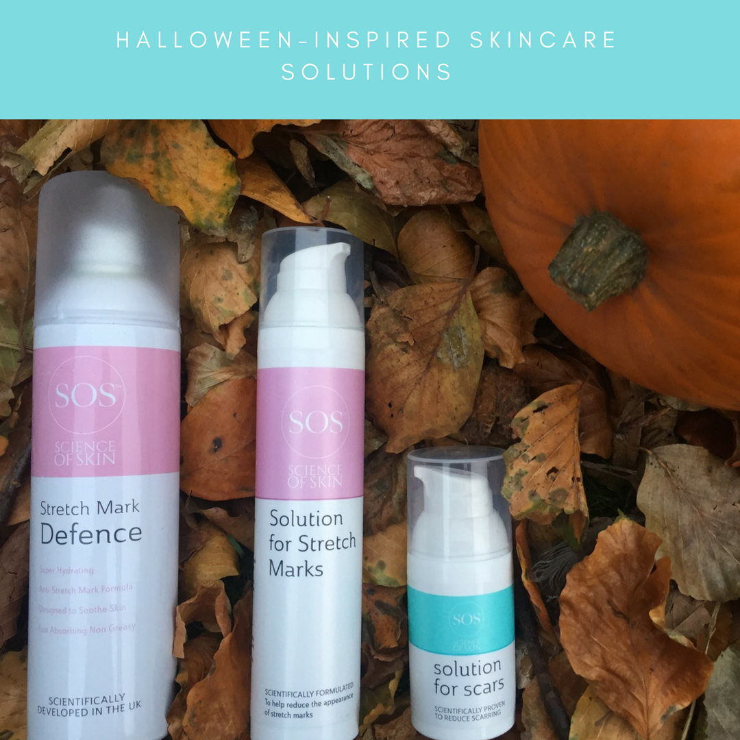 "Pumpkin, witches' green tea & some other ""spooky"" ingredients you need to introduce to your skincare routine"