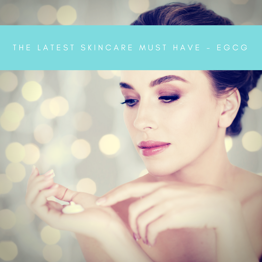 The latest skincare 'must-have' – EGCG